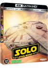 Solo : A Star Wars Story (Édition SteelBook 4K Ultra HD + Blu-ray + Blu-ray Bonus) - 4K UHD