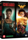 Coffret Tomb Raider (2018) + Wonder Woman - Collection de 2 films (Pack) - DVD