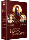 Heroic Fantasy : Princess Bride + Legend + Ladyhawke (Pack) - DVD