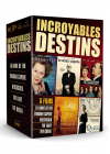 Incroyables destins : La dame de fer + Truman Capote + Hitchcock + The Queen + The Lady (Pack) - DVD