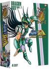 Saint Seiya - Les chevaliers du Zodiaque - Intégrale Collector (Version non censurée) - Dragon Box Part. 2 (Édition Collector) - DVD