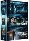 Fantastique : Backtrack - Les revenants + Les Survivants + L'Empire des ombres (Pack) - DVD