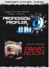 Profession profiler + Panic Room (Pack) - DVD