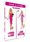La Revanche d'une blonde + La blonde contre-attaque (Pack 2 films) - DVD