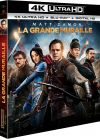 La Grande Muraille (4K Ultra HD + Blu-ray + Copie Digitale UltraViolet) - Blu-ray 4K