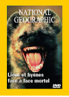 National Geographic - Lions et hyènes, face à face mortel - DVD