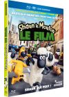 Shaun le Mouton : Le Film (Combo Blu-ray + DVD + Copie digitale) - Blu-ray