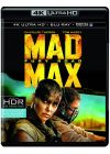 Mad Max : Fury Road (4K Ultra HD + Blu-ray + Digital UltraViolet) - 4K UHD