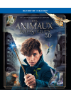 Les Animaux fantastiques (Blu-ray 3D + Blu-ray 2D) - Blu-ray 3D