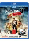 Jackass 3 (Combo Blu-ray + DVD + Copie digitale) - Blu-ray