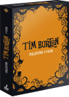 Tim Burton - Coffret 9 films (Pack) - DVD