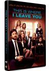 This Is Where I Leave You (C'est ici que je te quitte !) - DVD