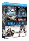 Coffret 100% Guerre : Normandy + Memorial Day + Saints and Soldiers (Pack) - Blu-ray