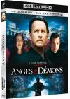 Anges & démons (4K Ultra HD + 2 Blu-ray) - Blu-ray 4K