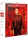 Coffret Bruce Willis : Looper + Sans issue + RED + RED 2 (Pack) - Blu-ray