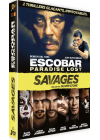 Escobar : Paradise Lost + Savages (Pack) - DVD