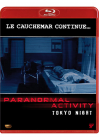 Paranormal Activity - Tokyo Night - Blu-ray