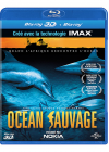 Ocean sauvage (Blu-ray 3D compatible 2D) - Blu-ray 3D
