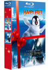 Happy Feet + Le Pôle Express - Blu-ray