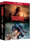 Godzilla + Pacific Rim (Pack) - Blu-ray