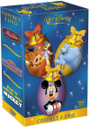 Aladdin + Timon & Pumba - Les gourmets + Tout le monde aime Mickey (Pack) - DVD