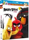 Angry Birds - Le film (Combo Blu-ray 3D + Blu-ray + DVD + Copie digitale) - Blu-ray 3D