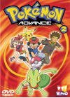 Pokémon Advance - Vol. 2 : Le combat des héros ! - DVD