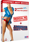 Medieval Pie, territoires vierges + American Sexy Girls (Pack) - DVD