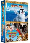 Happy Feet + Animaux & Cie (Pack) - DVD