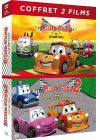 Little Cars + Little Cars 2 - DVD
