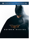Batman Begins (Combo Blu-ray + DVD) - Blu-ray
