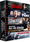 Coffret 5 films : Tokarev + The Prince + Empire State + Kill the Gringo + Braqueurs (Pack) - Blu-ray