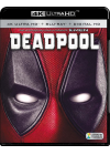 Deadpool (4K Ultra HD + Blu-ray + Digital HD) - 4K UHD