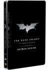 Batman Begins + The Dark Knight (Édition Limitée boîtier SteelBook) - DVD