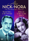 Alias Nick and Nora - DVD