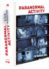 Paranormal Activity 2/3/4/The Marked Ones (Pack) - DVD