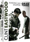 Clint Eastwood : American Sniper + Gran Torino (DVD + Copie digitale) - DVD