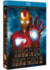 Iron Man 1 & 2 (Pack) - Blu-ray