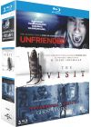 Coffret horreur : The Visit + Unfriended + Paranormal Activity 5 Ghost Dimension (Pack) - Blu-ray