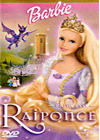 Barbie - Princesse Raiponce - DVD