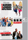 Flix Box - 20 - FBI - Fausses Blondes Infiltrées + Sex Academy + National Security - DVD