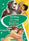 Le Livre de la jungle + Tarzan (Pack) - DVD