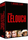 Claude Lelouch - Coffret 7 grands films (Pack) - DVD
