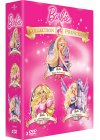 Barbie - Collection Princesse - La magie de la mode + Le cheval magique + Les 3 mousquetaires - DVD
