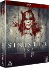 Sinister 1 & 2 - Blu-ray