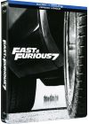 Fast & Furious 7 (Blu-ray + Copie digitale - Édition boîtier SteelBook) - Blu-ray