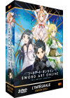 Sword Art Online - Saison 1, Arc 2 (ALO) (Édition Gold) - DVD