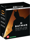 Batman - 4 films collection 1989-1997 (4K Ultra HD + Blu-ray) - 4K UHD