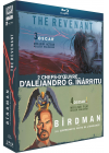 The Revenant + Birdman ou (La surprenante vertu de l'ignorance) (Pack) - Blu-ray