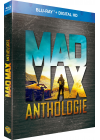Mad Max Anthologie (Blu-ray + Copie digitale) - Blu-ray